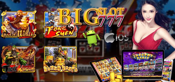 Bigslot777 Login