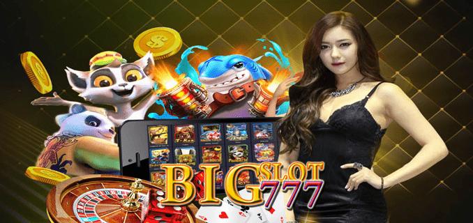 Daftar bigslot777 login