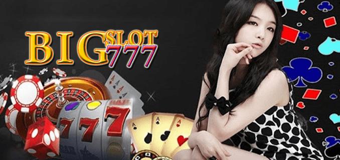 Website bigslot777 login