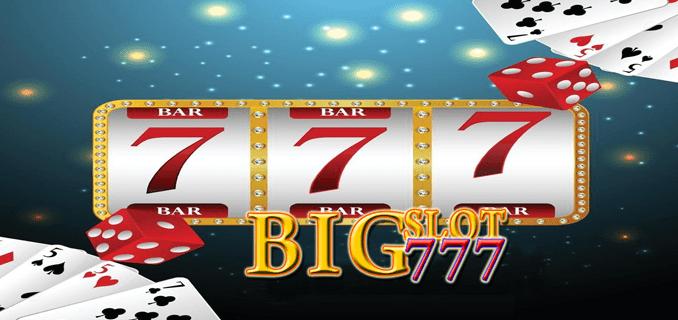 BigSlot777 Gaming Indonesia