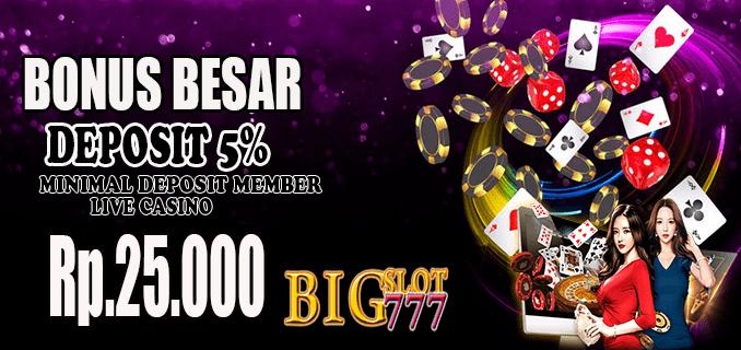 Jackpot Bigslot777